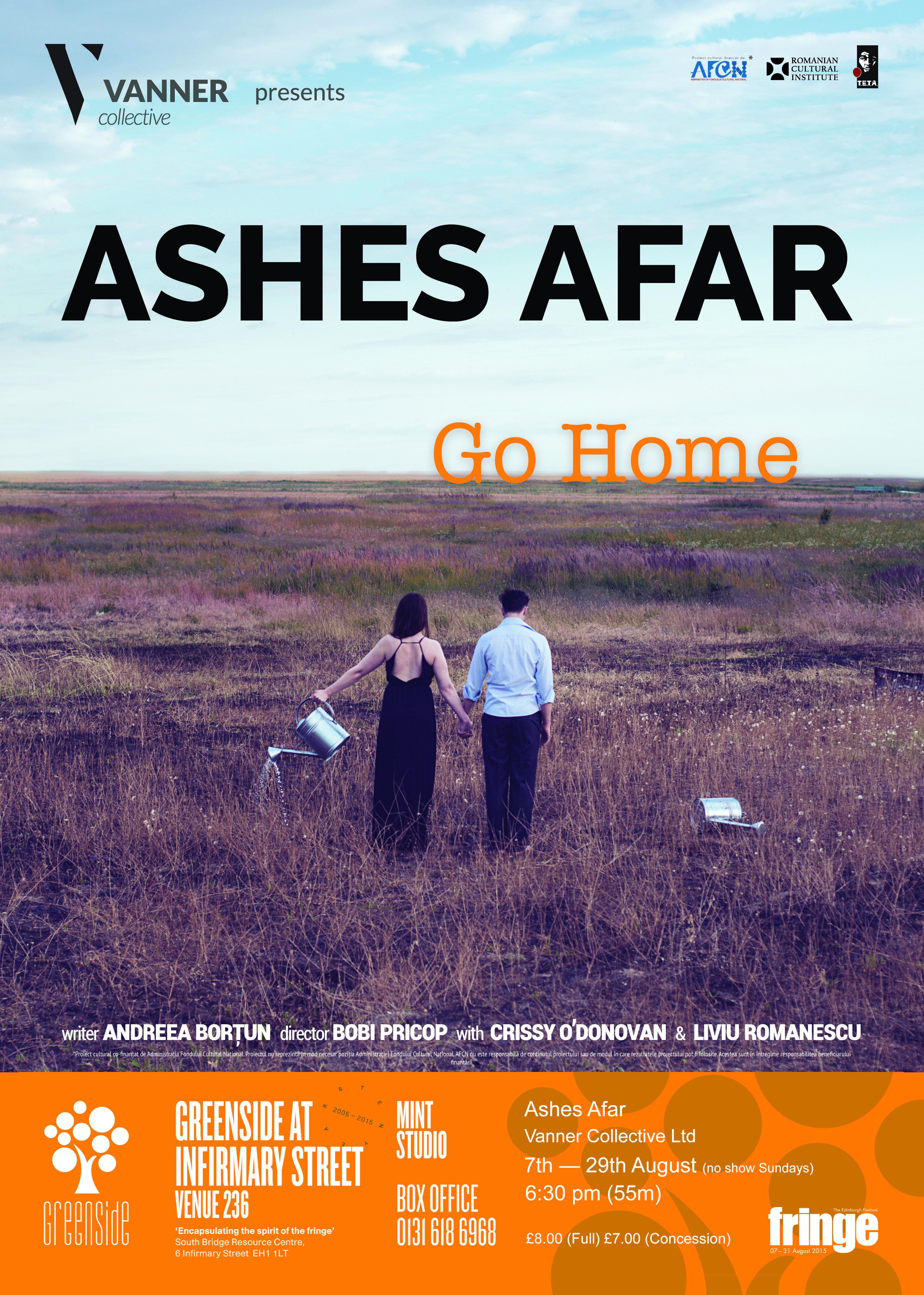 Ashes Afar
